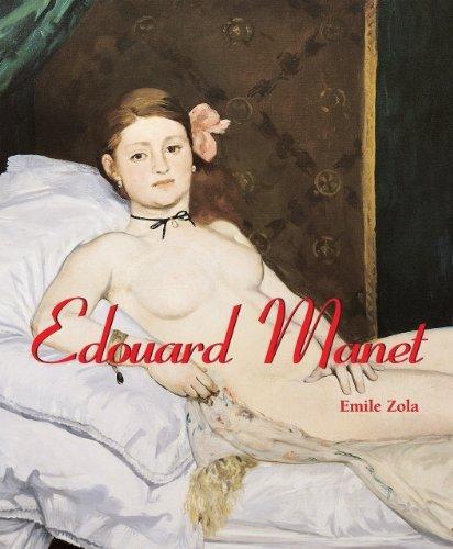Edouard Manet Émile Zola