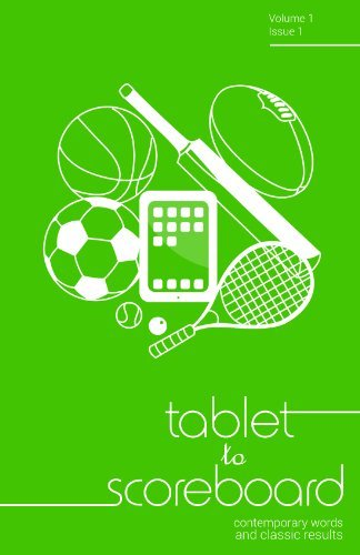 Tablet to Scoreboard Vol 1 Issue 1 Mark Pennings