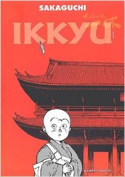 Ikkyu I  by  Hisashi Sakaguchi
