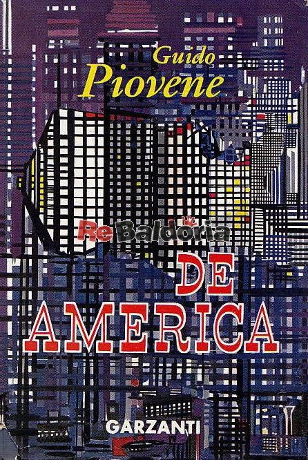 De America Guido Piovene