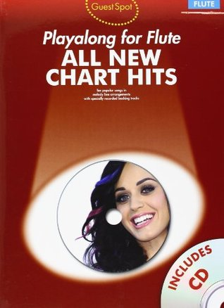 Guest Spot: All New Chart Hits (Flute) (All New Chart Hits Book & CD) AM