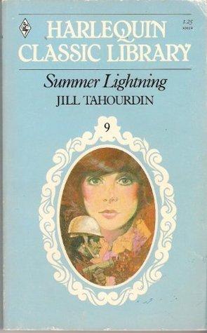 Summer Lightning (Harlequin Classic Library #9)  by  Jill Tahourdin