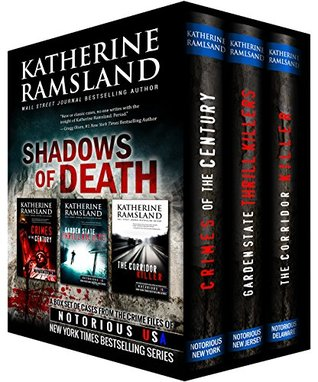 Shadows of Death  by  Katherine Ramsland