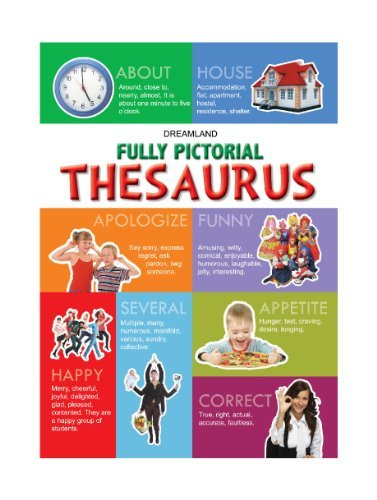 Fully Pictorial Thesaurus Dreamland Publications