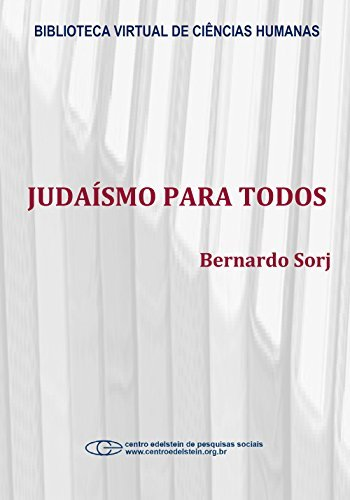 Judaísmo para todos  by  Bernardo Sorj