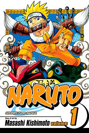 Naruto, Vol. 01: The Tests of the Ninja (Naruto, #1) Masashi Kishimoto