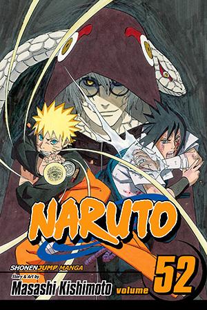Naruto, Vol. 52: Cell Seven Reunion  (Naruto, #52) Masashi Kishimoto