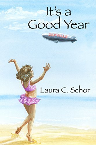 ITS A GOOD YEAR  by  Laura C. Schor