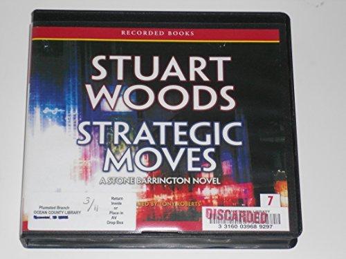 Strategic Moves, a Stone Barrington Mystery - Unabridged Audio Book on CD  by  Stuart Woods