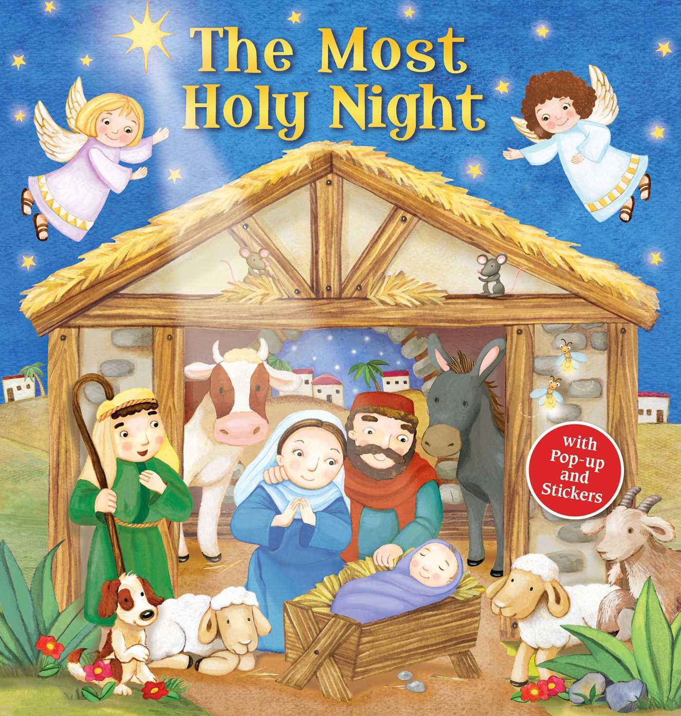 Most Holy Night, The  by  Lori C. Froeb