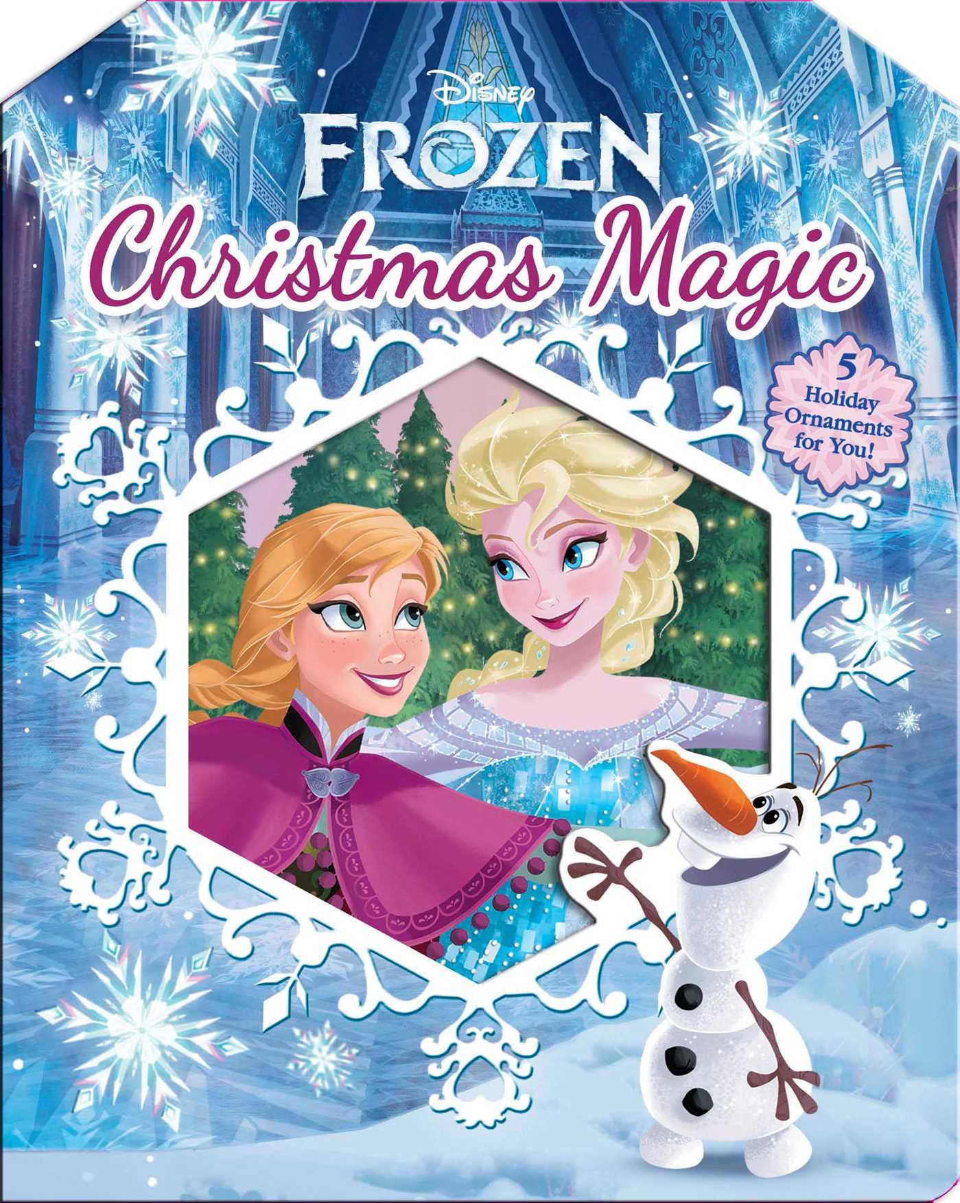 Disney Frozen: Christmas Magic Lori Froeb