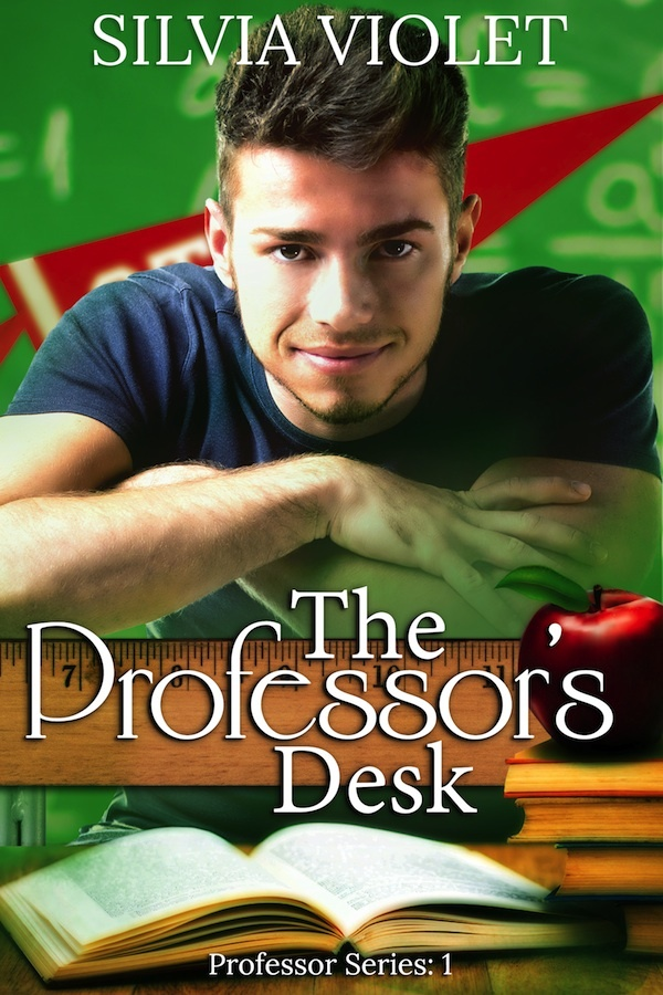 The Professors Desk (Professors, #1)  by  Silvia Violet