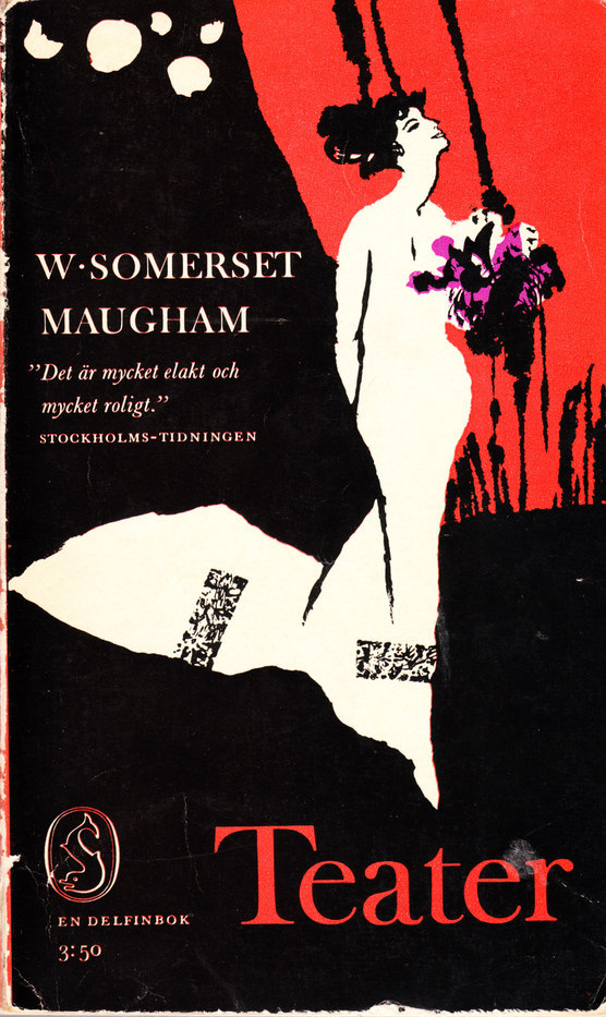 Teater  by  W. Somerset Maugham