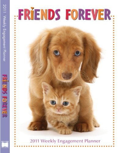 Friends Forever 2011 Weekly Engagement Planner  by  Warren Photographic