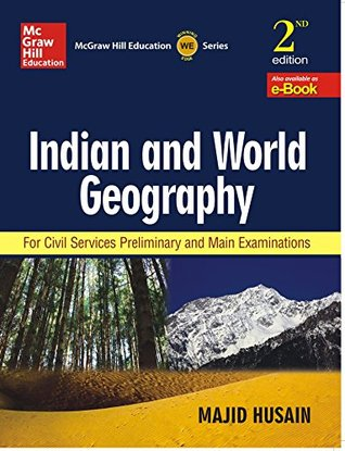 Indian and World Geography  by  Majid Husain
