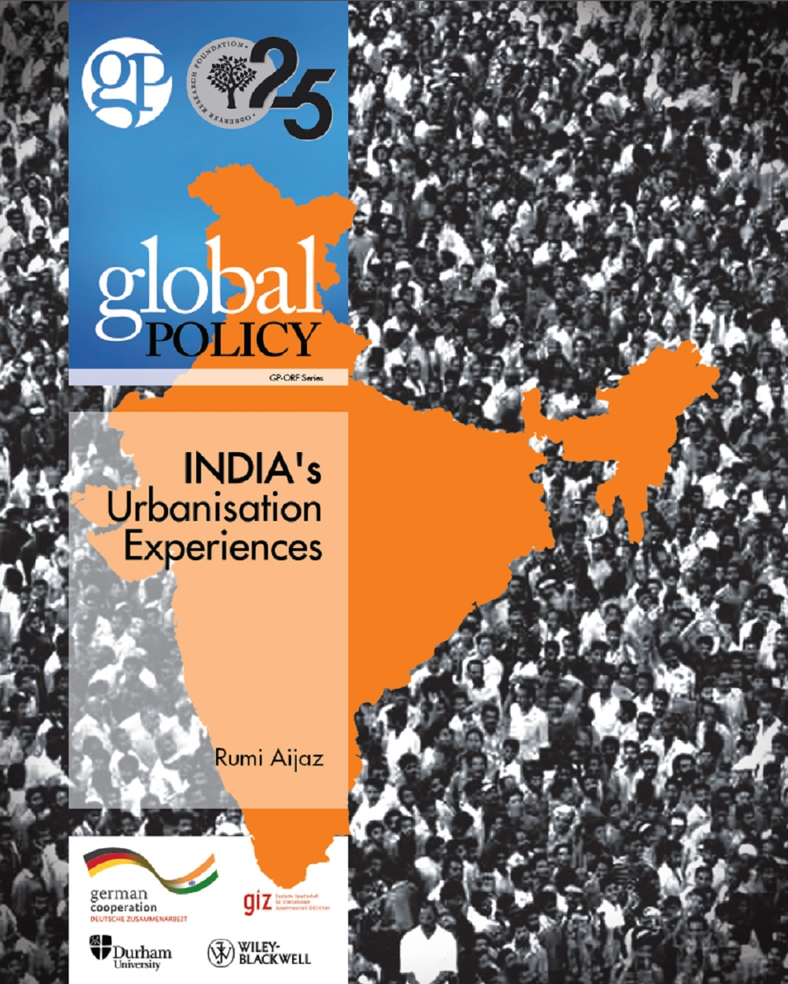 India's Urbanisation Experiences Global Policy