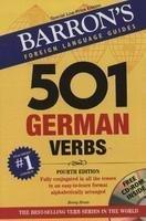 Barrons 501 German verbs  by  Henry Strutz