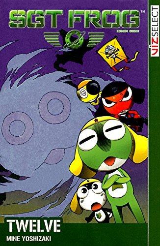 Sgt. Frog , Vol. 12: No-Fly Zone Mine Yoshizaki