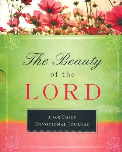 365 The Beauty of the Lord NO SLIPCASE Na