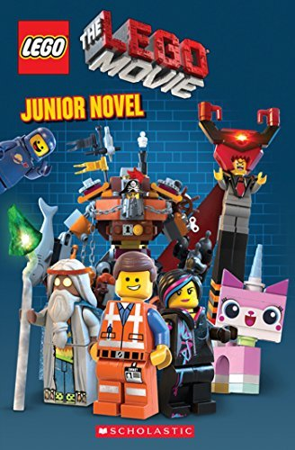 The Lego Movie Junior Novel  by  Kate Howard