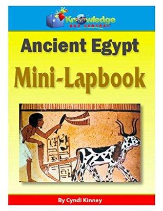 Ancient Egypt Mini-Lapbook  by  Cyndi Kinney