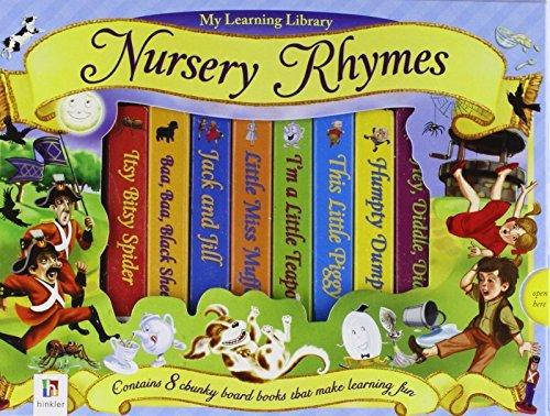 Nursery Rhymes Hinkler Books Pty Ltd