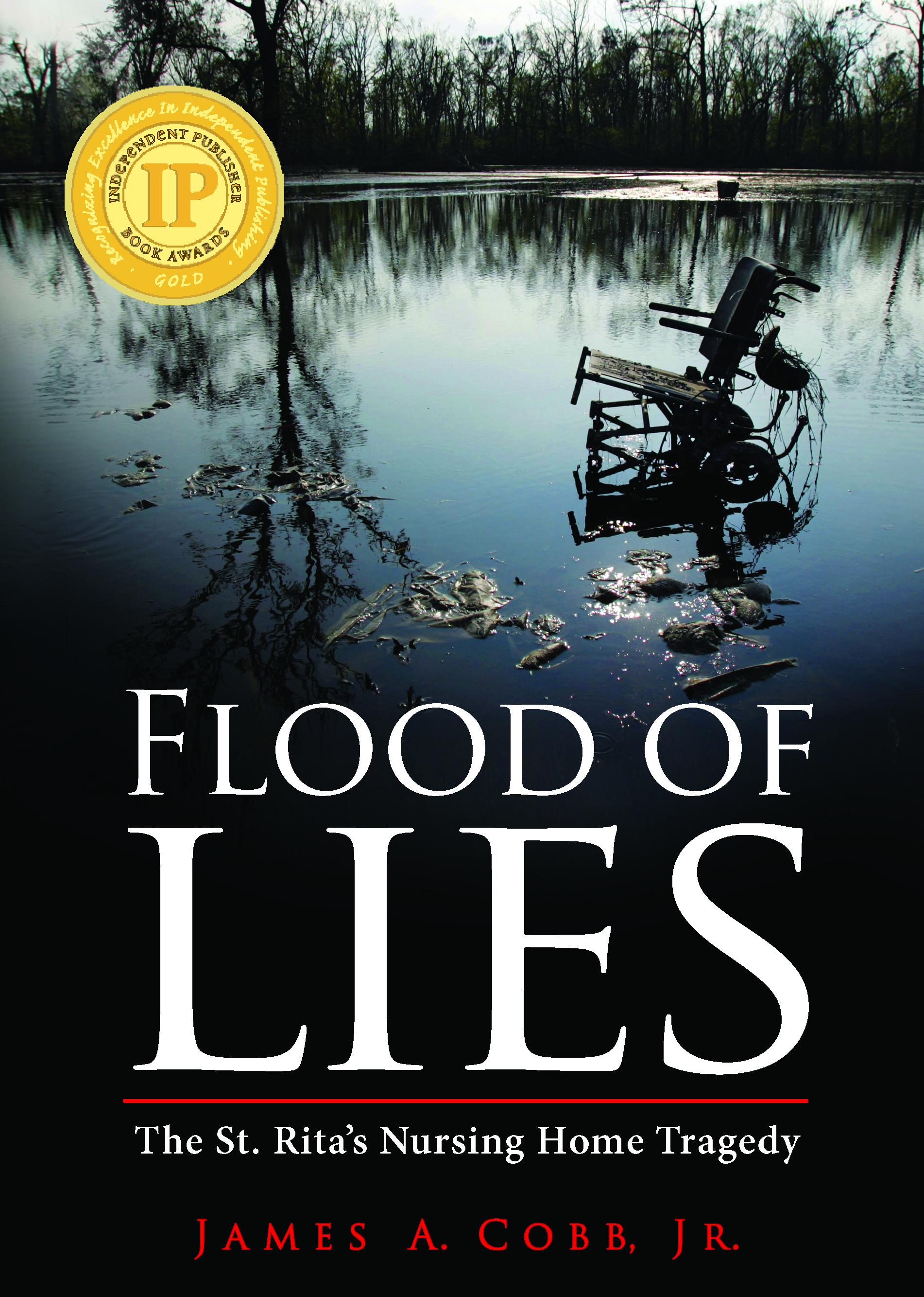 FLOOD OF LIES James A. Cobb Jr.