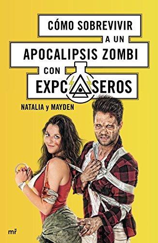 Cómo sobrevivir a un apocalipsis zombi  by  Natalia