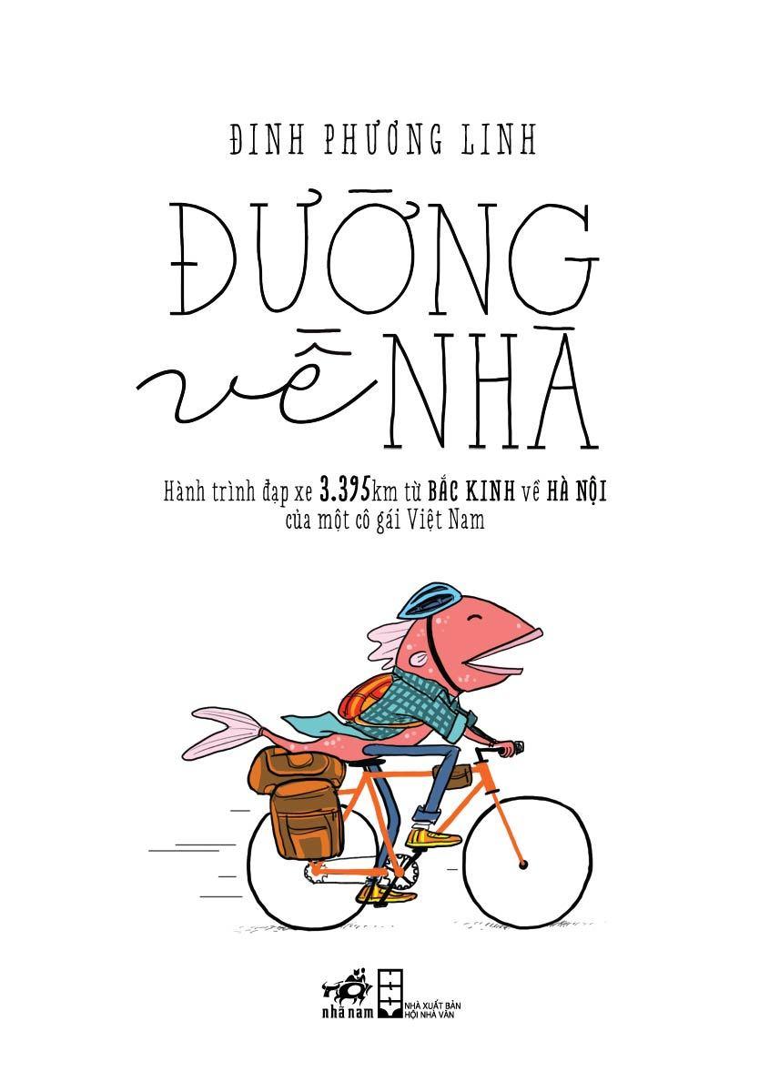 Đường Về Nhà  by  Đinh Phương Linh