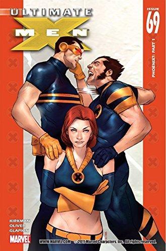Ultimate X-Men #69 Robert Kirkman