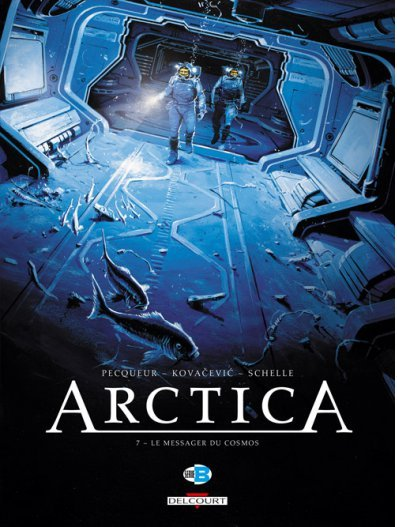 Le Messager du cosmos (Arctica, #7)  by  Daniel Pecquer