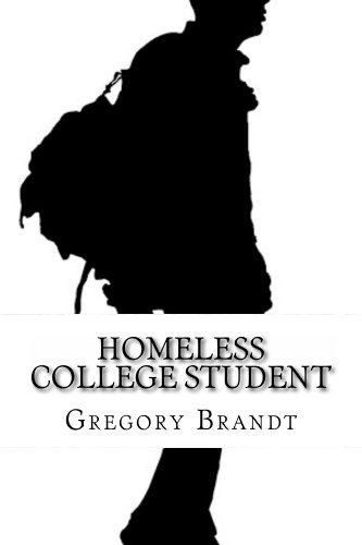 Homeless College Student Gregory Brandt