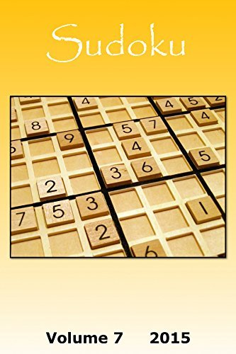 Sudoku: Volume 7 2015  by  A Puzzler