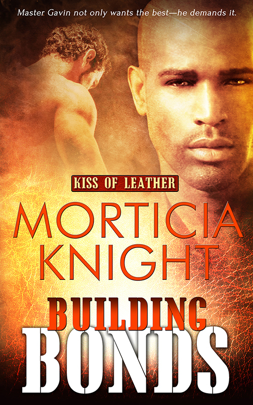 Building Bonds (Kiss of Leather, #1)  by  Morticia Knight