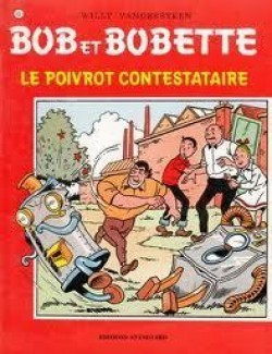 le poivrot contestataire (Bob et Bobette, #165)  by  Willy Vandersteen