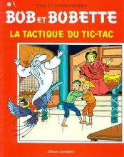 la tactique du tic-tac (Bob et Bobette, #233)  by  Willy Vandersteen