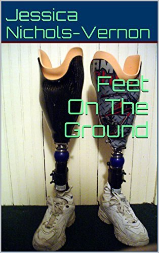 Feet On The Ground (The Hummingbird and The Seagull Book 1)  by  Jessica Nichols-Vernon