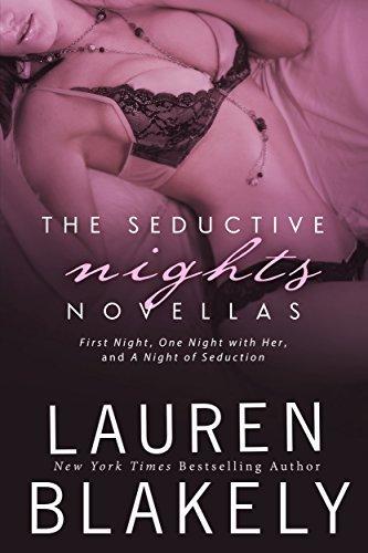 The Seductive Nights Novellas (Seductive Nights .5, 3.5, 4.5)  by  Lauren Blakely