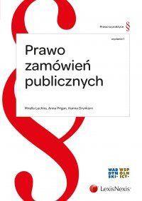 Prawo zamówień publicznych Hanna Drynkorn