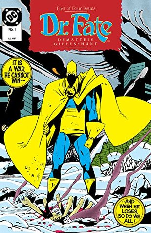 Doctor Fate (1987-) #1 J.M. DeMatteis