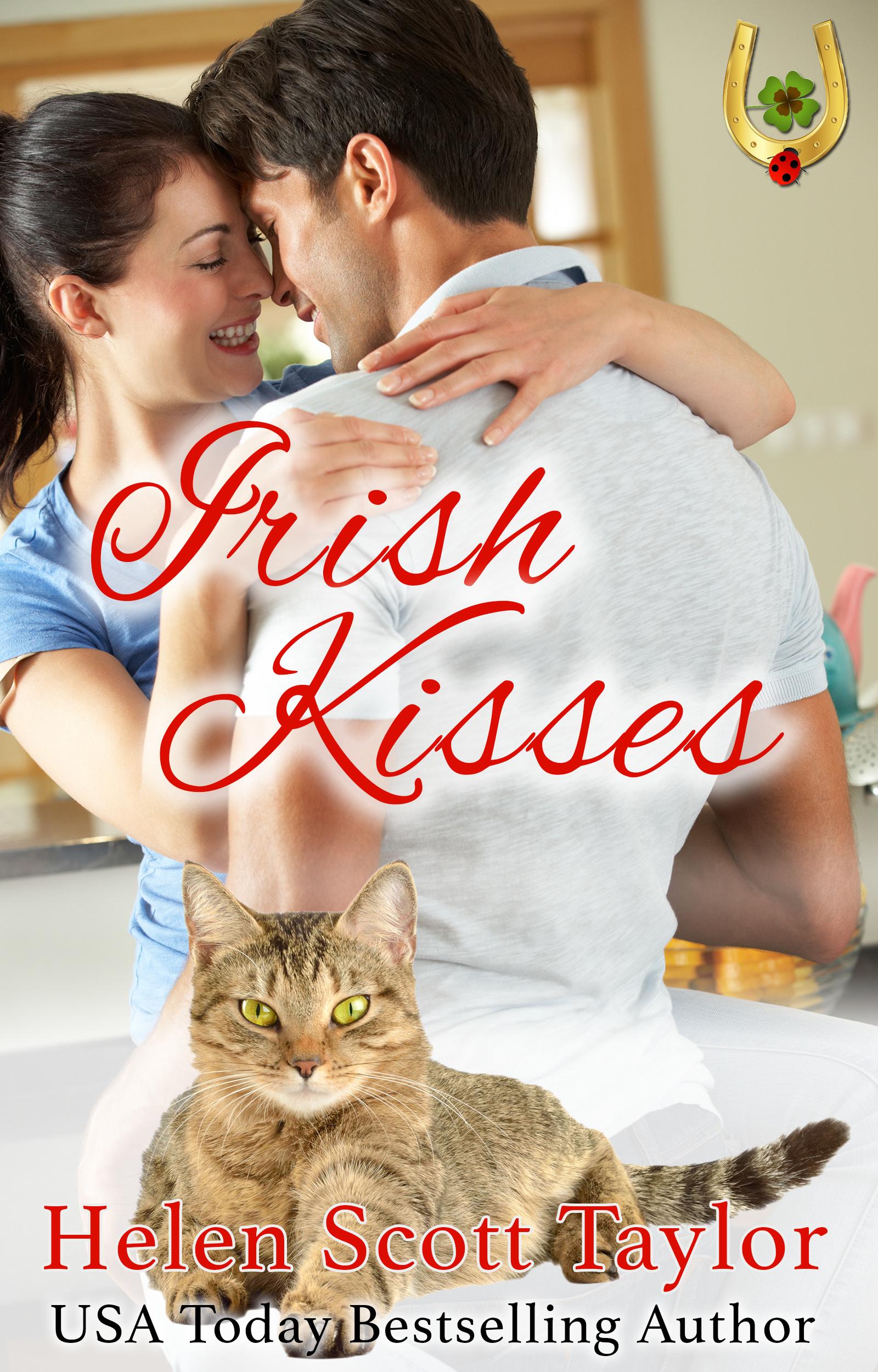 Irish Kisses  by  Helen Scott Taylor