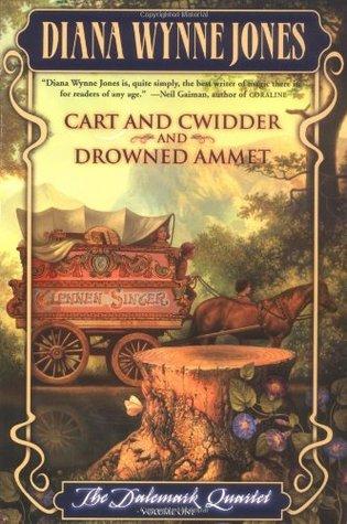 The Dalemark Quartet, Vol. 1: Cart and Cwidder & Drowned Ammet (The Dalemark Quartet, #1-2)  by  Diana Wynne Jones