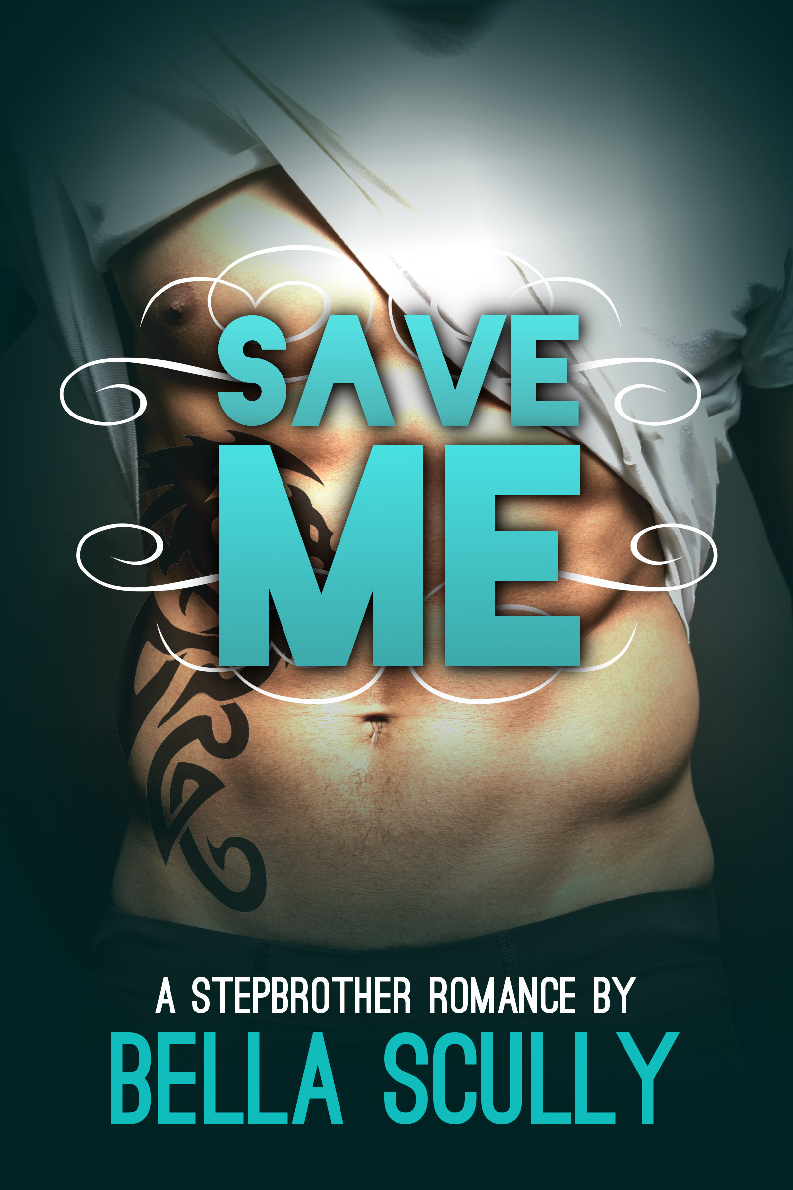 Save Me: a Stepbrother Romance Bella Scully