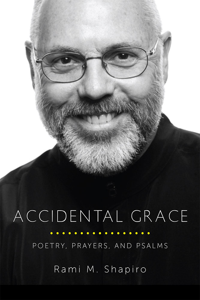 Accidental Grace: Poetry, Prayers, and Psalms  by  Rami M. Shapiro