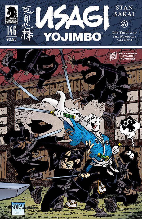 Usagi Yojimbo #146 Stan Sakai