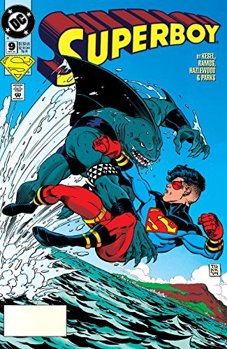Superboy (1993-) #9  by  Karl Kesel