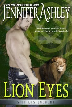 Lion Eyes (Shifters Unbound, #7.25)  by  Jennifer Ashley
