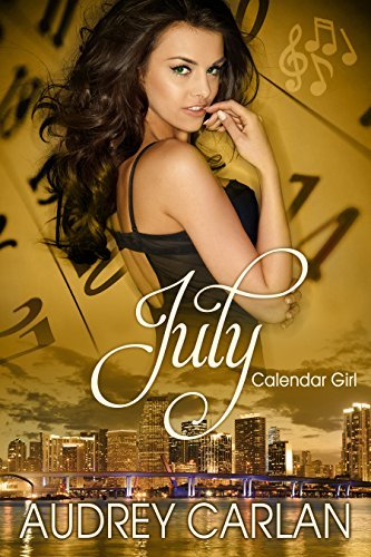 July (Calendar Girl Book 7)  by  Audrey Carlan