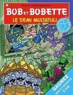 le demi multatuli (Bob et Bobette, #)  by  Willy Vandersteen