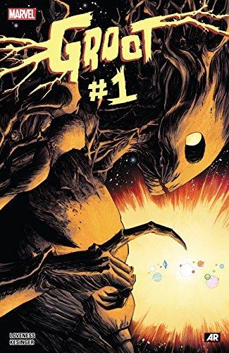 Groot #1 Jeff Loveness